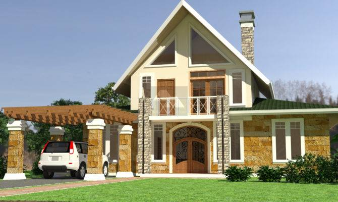 Four Bedroom House Plans Kenya Joy Studio Design