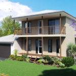 Four Bedroom Prestige Kit Homes