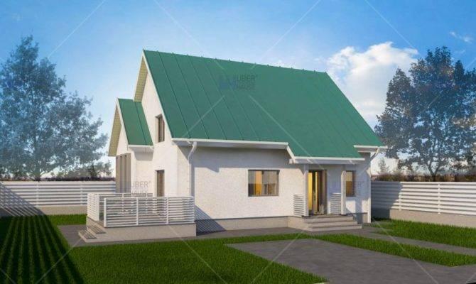 Four Room Attic House Plans Classy Design But Dynamic