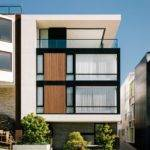 Four Story House Home Design Ideas Remodel