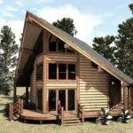 Frame Cabin Floor Plans Mountains Home Tiny Homes Tree Houses