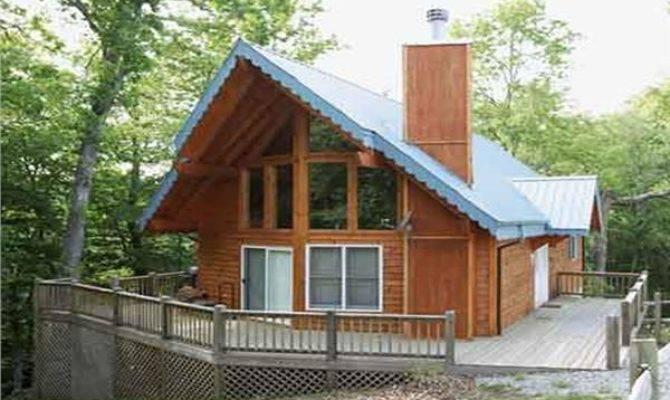 Frame House Plans Cabin