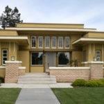 Frank Delos Wolfe Designed Many Lloyd Wright Style
