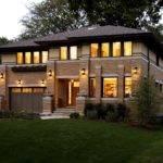 Frank Lloyd Wright Design Style Home