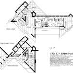 Frank Lloyd Wright Floor Plans Plan Elam House