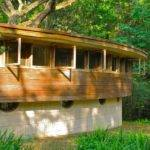 Frank Lloyd Wright Florida College Home Designs