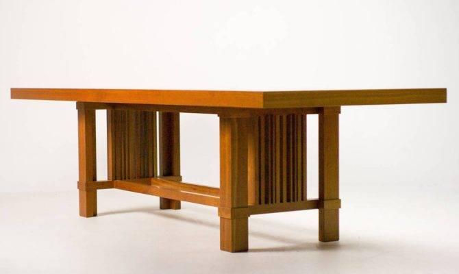 Frank Lloyd Wright Furniture Enjoyable Ideas Idea