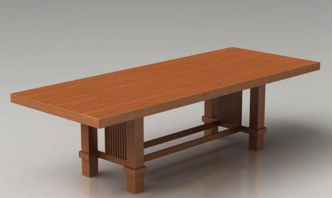 Frank Lloyd Wright Models High Quality