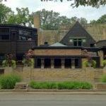 Frank Lloyd Wright Oak Park Illinois Designs First Decade