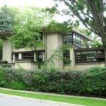 Frank Lloyd Wright Prairie Style Home Plans