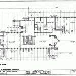 Frank Lloyd Wright Robie House Floor Plan
