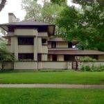 Frank Lloyd Wright Style House Plans Wrights Prairie