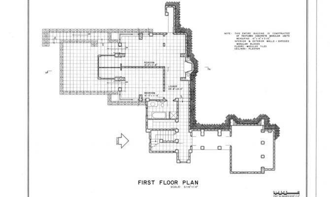 Frank Loyd Wright Home Plans
