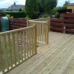 Frazer Jess Joinery Maintenance Shape Raised Garden Deck