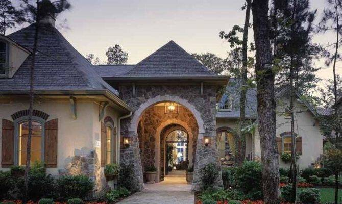 French Chateau House Plans Photos