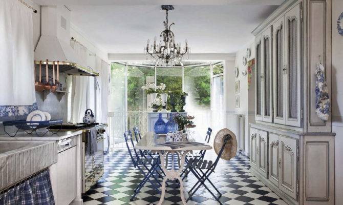 French Cottage Home Inspired Sea Nearby Riviera