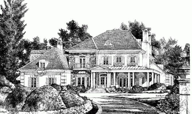 French Country House Plan Amelia Place Southern Living