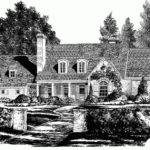 French Country House Plan Belfield Bend Southern Living
