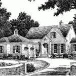 French Country House Plan Belhaven Place Southern Living