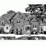 French Country House Plan Braden Southern Living
