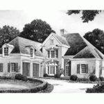 French Country House Plan Chattahoochee Run Southern Living