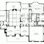 French Country House Plan Denham Springs Southern Living