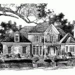 French Country House Plan Kensington Place Southern Living