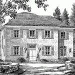 French Country House Plan Monet Southern Living