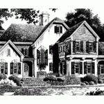 French Country House Plan Port Gibson Southern Living