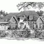 French Country House Plan Scarborough Southern Living