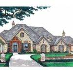 French Country House Plans One Story Car Tuning