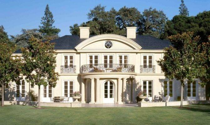 French Country House Traditional Exterior San