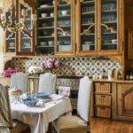 French Country Style Interiors Rooms