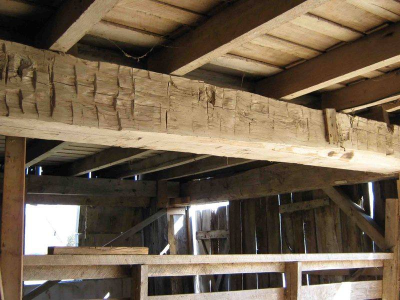 Rustic Ceiling Beams Old World Design