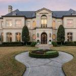 French Style Home Dallas Texas Homes Rich