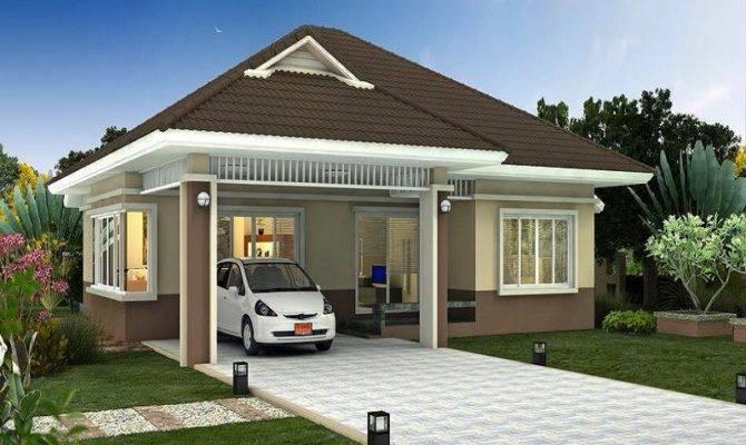 Fresh Bungalow House Plans