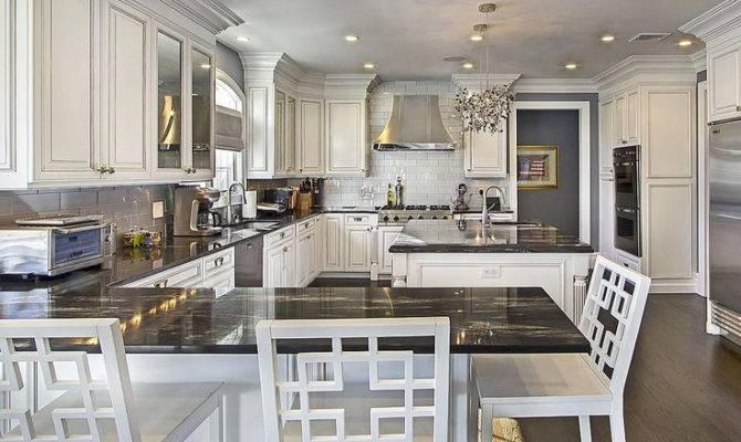 Fresh Large Kitchen Designs Regarding Home Plans Wit