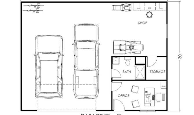 Fresh Shop Plans House