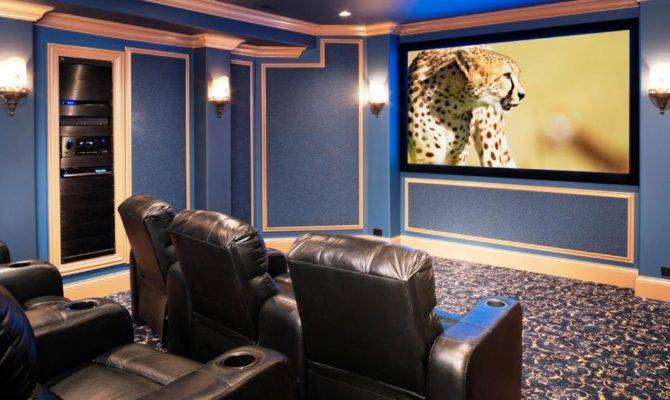 Friendly Home Theaters Diynetwork Diy