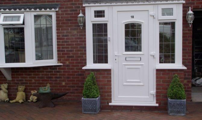 Front Doors Compact Door Ideas
