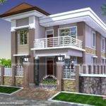 Front Elevation Designs Single Floor Houses India