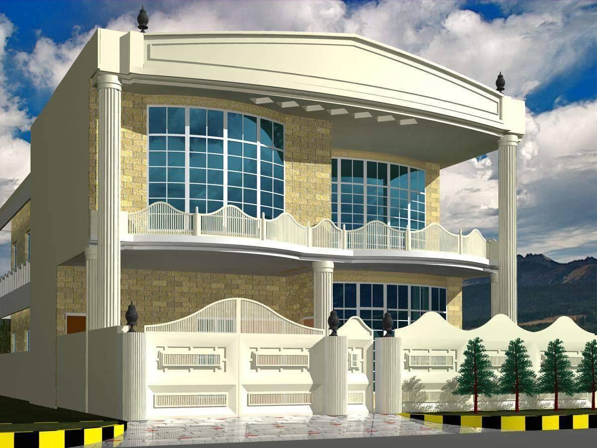 Front Elevation House Design India Home Plans Blueprints 54670