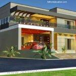 Front Elevation Kanal Old Style House Convert Modern