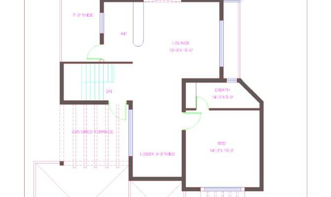 Front Elevation Lake City Kanal House Plans Old