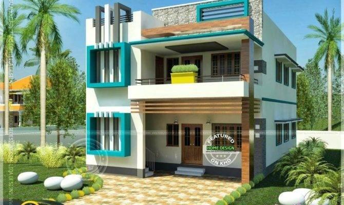 Front Home Design New House Designs Models Model