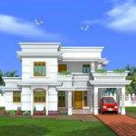 Front Houses Plans Attractive
