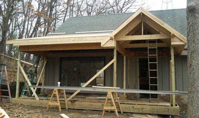 11 Fresh Adding A Porch To Ranch Style House Home Plans