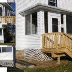 Front Porch Deck Outdoors Pinterest