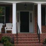 Front Porch Decorate Brick Porches Swanstone