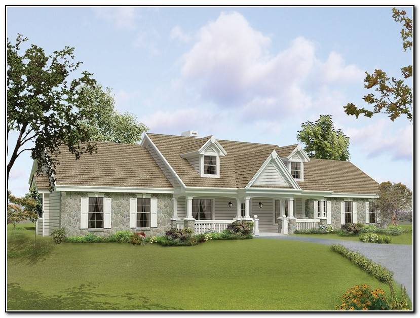 Front Porch Designs Raised Ranch Homes